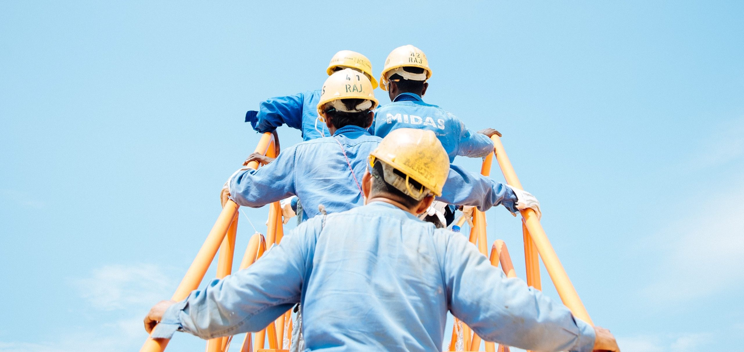 middle skills workers climbing stairs featured image